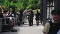KADIN POLİS - Münih'teki Silahlı Çatışmada 1 Polis Yaralandı