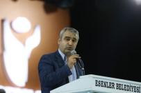 ESENLER BELEDİYESİ - Necmettin Erbakan Esenler'de Anıldı
