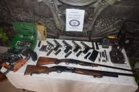 KAÇAK SİLAH - Ordu'da Kaçak Silah İmalathanesi Baskını Açıklaması 1 Gözaltı