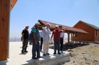 ORMAN VE SU İŞLERİ BAKANLIĞI - Orman Genel Müdür Yardımcısı Dr. Ahmet İpek Kilis'te
