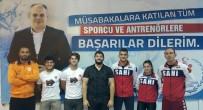 MEHMET AKİF ERSOY - Edirne'nin Parlayan Yıldızı 'Şahi Spor Kulübü'
