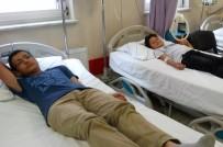 Pizzadan Zehirlenen 3 Çocuk Tedavi Altına Alındı