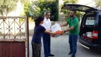 Şifa Veren Ellerden İhtiyaç Sahiplerine Yardım Eli