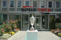 SPOR TOTO BASKETBOL LİGİ - Spor Toto Basketbol Süper Lig Kupası Görücüye Çıktı