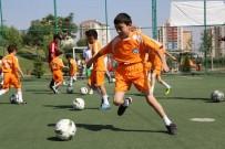 TALAS BELEDIYESI - Talas'ta Futbol Akademisi Başlıyor