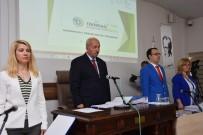 ADALET VE KALKıNMA PARTISI - Tekirdağ Büyükşehir Belediyesi Olağan Meclis Toplantısı