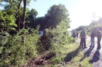 HAFRİYAT KAMYONU - Tekirdağ'da Feci Kaza Açıklaması 1 Ölü