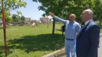 İNŞAAT ALANI - Tekkeköy Aşağıçinik Hanımlar Konağı İnşaatı Başladı