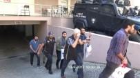 DEVRIMCI - Terör Örgütü Üyesi 11 Kişi Adliyeye Sevk Edildi