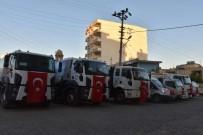 Terörün Yaraları Kardeş Belediye Destekleri İle Sarılıyor