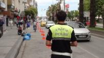 Trafik Ekipleri Park Uygulamalarında Yoğun Mesai Harcıyor