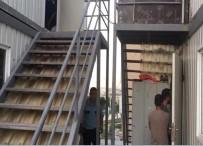 İNŞAAT ALANI - Turistlere Eylem Hazırlığında Olan 14 Terörist Yakalandı