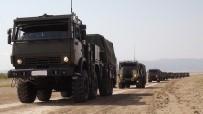 TATBIKAT - Türkiye Ve Azerbaycan Ortak Askeri  Tatbikatı Devam Ediyor