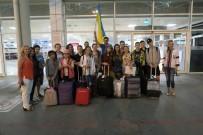 ANAVATAN - Ukraynalı Şehit Çocukları Antalya'da Tatilde