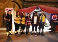 İFTAR ÇADIRI - Van'da 'Ambulansa Yol Veriyorum, Hayat Kurtarıyorum' Projesi