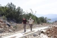 VEZIRHAN - Vezirhan Beldesinde Kantar Yapımı İşi Başladı