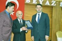 İLKER HAKTANKAÇMAZ - Yarım Asırlık Avukata Onur Ödülü