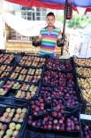 PAZARCI - Yaz Meyveleri Yozgat'ta Tezgahları Süslüyor