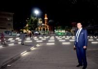 DEMOKRASİ NÖBETİ - 15 Temmuz Demokrasi Meydanı Işıl Işıl