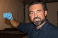 KALIFORNIYA - 2 Milyon Solucanla Ayda 3 Ton Organik Gübre Üretiyor