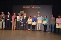 ÜSKÜDAR BELEDİYESİ - 7 Tepe 7 Sanat Yarışması'nda Dereceye Girenler Ödüllendirildi