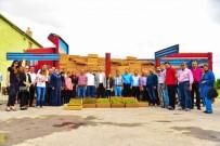 DAVUT GÜL - 83 Bin Adet Tıbbi Ve Aromatik Bitki Dağıtım Töreni Yapıldı