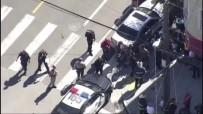SAN FRANCISCO - ABD'de Silahlı Saldırı Açıklaması 2 Ölü, 3 Yaralı