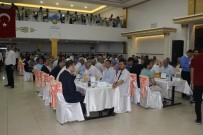 RAMAZAN AKSOY - Adıyamanlılar Vakfının İftarına Yoğun Katılım