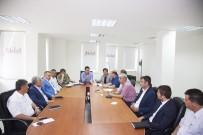 BÜLENT TEKBıYıKOĞLU - Ahlat Kültür Haftası Hazırlık Toplantısı