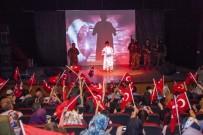 HALK EĞITIMI MERKEZI - Ahlat'ta 'Gözyaşı Geceleri' Gösterisi Büyük İlgi Gördü