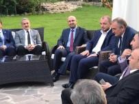 MUSTAFA ATAŞ - AK Parti İl Başkanı Karabıyık, Bolu'daki İftar Programına Katıldı