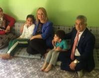 MİRKELAM - Ak Parti Ramazanda Engellileri Unutmadı