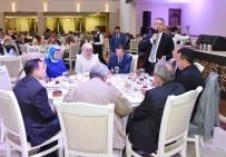 Altındağ Kültür Sarayı'nda İftar Bir Başka Güzel