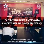 ABDI İPEKÇI SPOR SALONU - Anadolu Efes, Bu Sezon İkinci Kez 'Taraftar Toplantısı' Düzenliyor