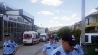İVEDİK ORGANİZE SANAYİ - Ankara'da Yangın Açıklaması 2 Ölü, 4 Yaralı