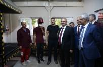 MÜNIR KARALOĞLU - Antalya Valisi Orucunu Cezaevinde Hükümlülerle Birlikte Açtı
