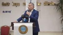 DÜŞÜNÜR - ASDER Üyeleri Ve 15 Temmuz Şehitler Platformu İftarda Buluştu