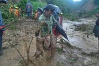TOPRAK KAYMASI - Bangladeş'de Heyelanda Ölenlerin Sayısı 133'E Yükseldi