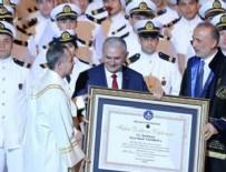 PİRİ REİS - Başbakan Yıldırım'dan diploma esprisi