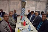 Başkan Ali Çetinbaş Şaphane'de İftar Programına Katıldı