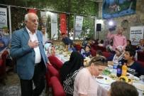 KAHRAMANLıK - Başkan Seyfi Dingil Şehit Ve Gazi Aileleriyle İftarda Buluştu