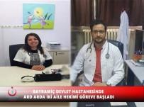 AİLE HEKİMLİĞİ - Bayramiç Devlet Hastanesine İki Aile Hekimi Atandı