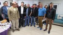 ASKERLİK ŞUBESİ - Beyşehir'de Atama Gören Personele Başarı Belgesi