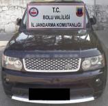 Bolu'da 220 Bin Liralık Kaçak Lüks Otomobil Yakalandı