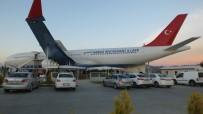 Burhaniyeli Şehit Aileleri Uçak Restoranda Verilen İftarda Buluştu
