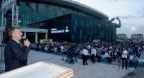 SANAYİ BÖLGELERİ - Büyükşehir'den Aslım Bölgesi'ne Yeni Sanayi Alanı