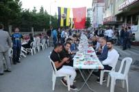 TUNCAY ŞANLI - Çekmeköy'de Sarı Lacivert İftar