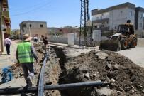 AHMET ADANUR - Cizre Genelinde İçme Suyu Şebeke Hattı Döşeme Çalışmaları Başlatıldı