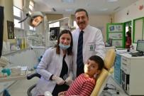 DİŞ SAĞLIĞI - Çocuk Ağız Ve Diş Sağlığı Merkezi'nde Ücretsiz Psikolojik Danışmanlık Hizmeti
