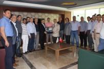 ÜLKER - ÇTSO Meclis Başkanı Ülker Görevi Bıraktı
